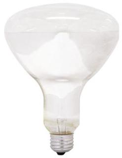G 250R40/1/6PK 120V CLR HEAT LAMP PRO# 37770