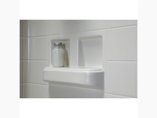 """All Pro®Series 6104, 60"""" x 30"""" Bath/Shower With Aging in Place Backerboards"""