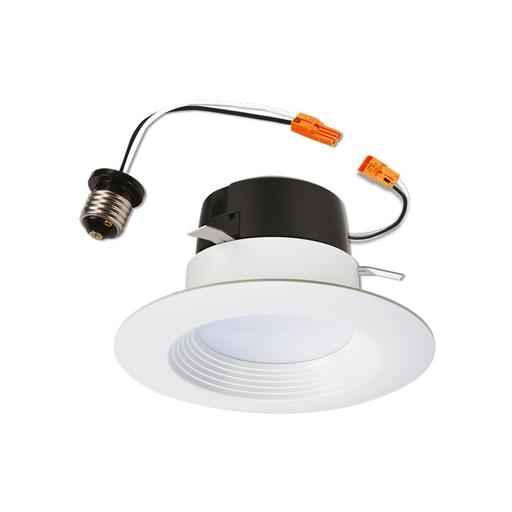 "Mayer-4"" Retrofit Baffle-Trim LED Module, 120V, 90CRI, 3000K, White-1"