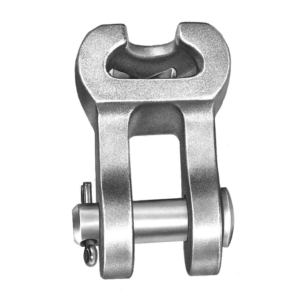Hubbell Power SC30AHM Ductile Iron Socket Clevis
