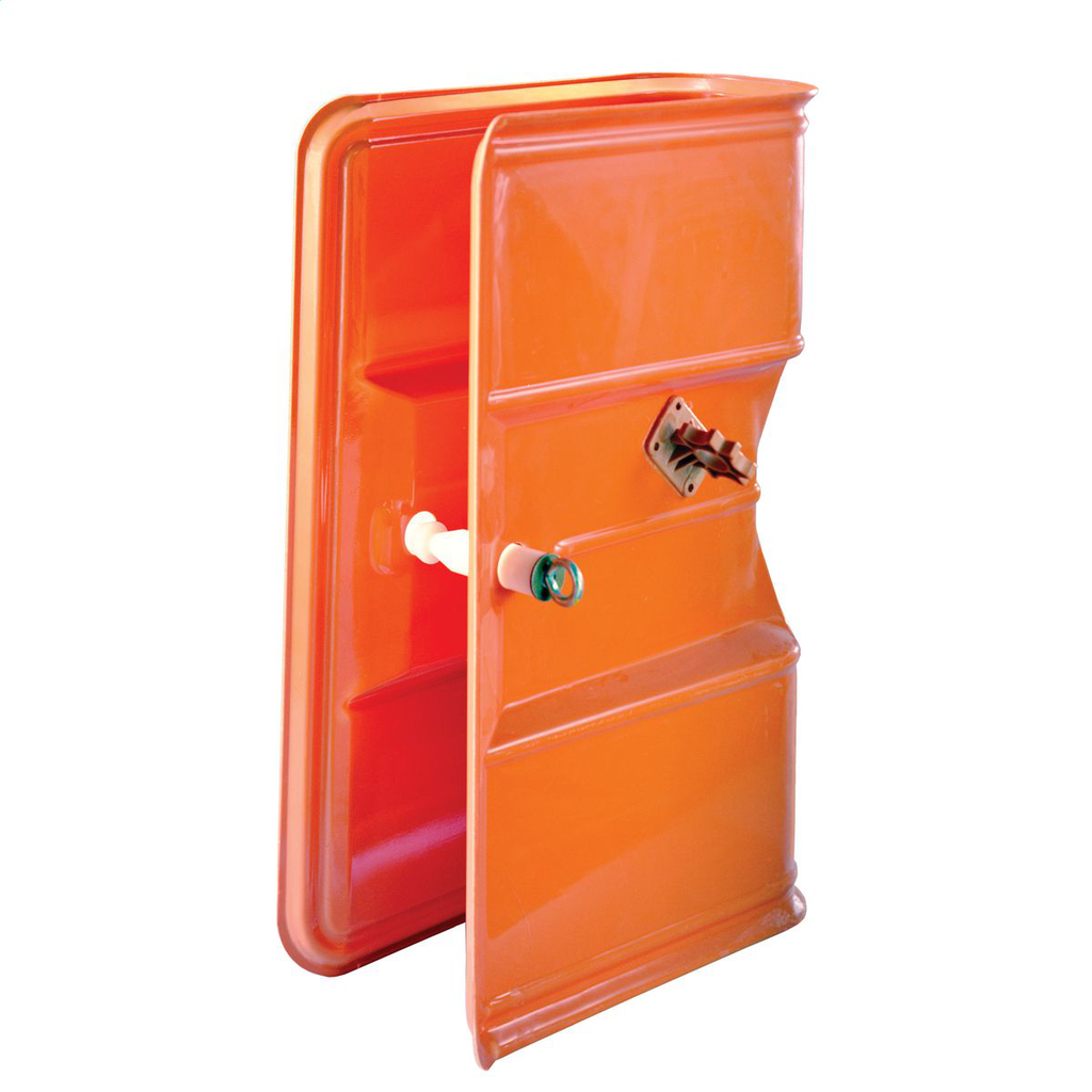 Hubbell Power C4060009 25 kV Phase to Phase Orange ABS Cutout Cover with Locking Pin