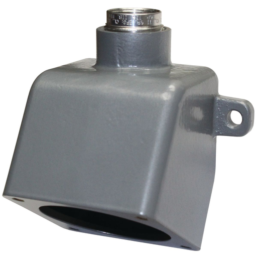 "Versamate Series - 30A, 3/4"" Dead-End Back Box"