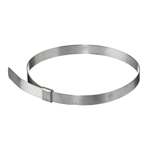 "Wire Management, Pulling Grip Punch-Lok Band, 3/8"" X 1 3/8"""