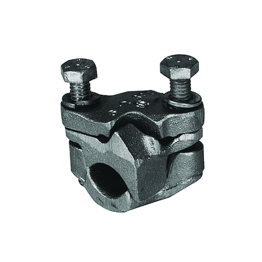 VERSITAP™ Mechanical Parallel Clamp for Copper/Copperweld; Accommodates: Run: 250 - 500 kcmil; Tap: #1 - 4/0 AWG.