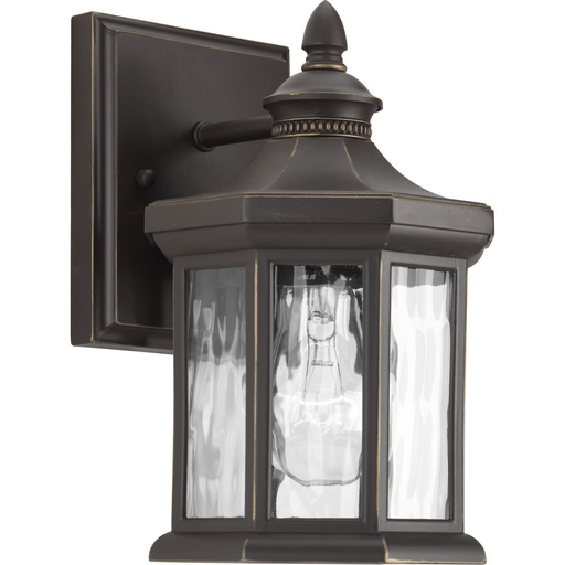 Mayer-Edition Collection One-Light Small Wall Lantern-1