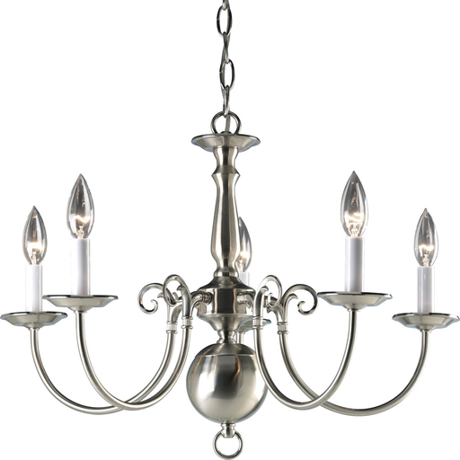 Mayer-Americana Collection Five-Light Chandelier-1