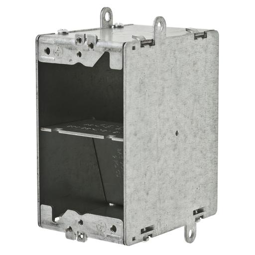 Net Select, JLOAD Box, Deep, Non-Metallic Clamps