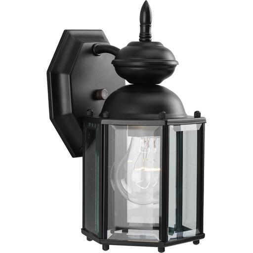 Mayer-BrassGUARD One-Light Wall Lantern-1