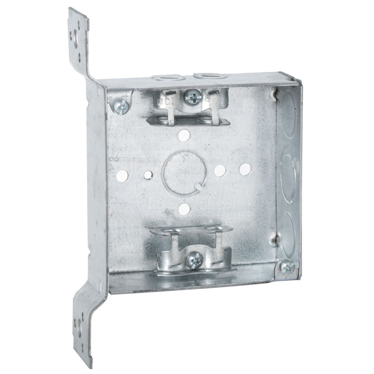 Steel Outlet Boxes Covers Floor Boxes Springfield Electric Supply Co