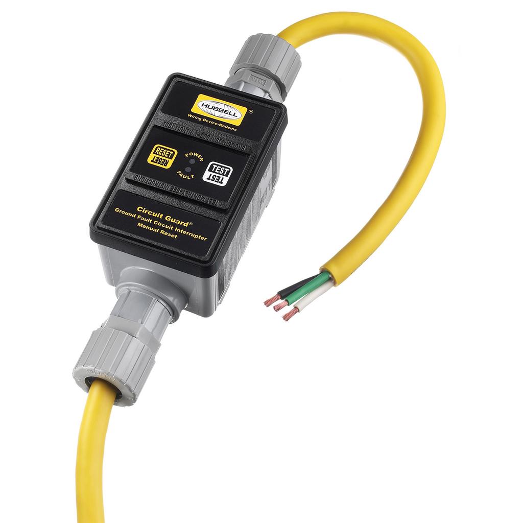 HCI GFP4305 PORT GFCI, 30A 3PH 120/