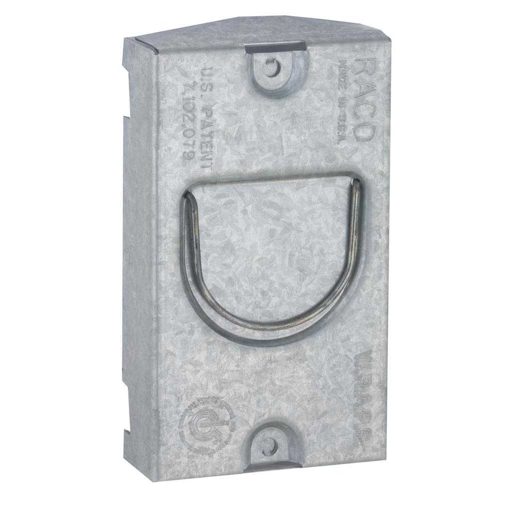 RACO 701RD GANGABLE LV PROTECT PLAT