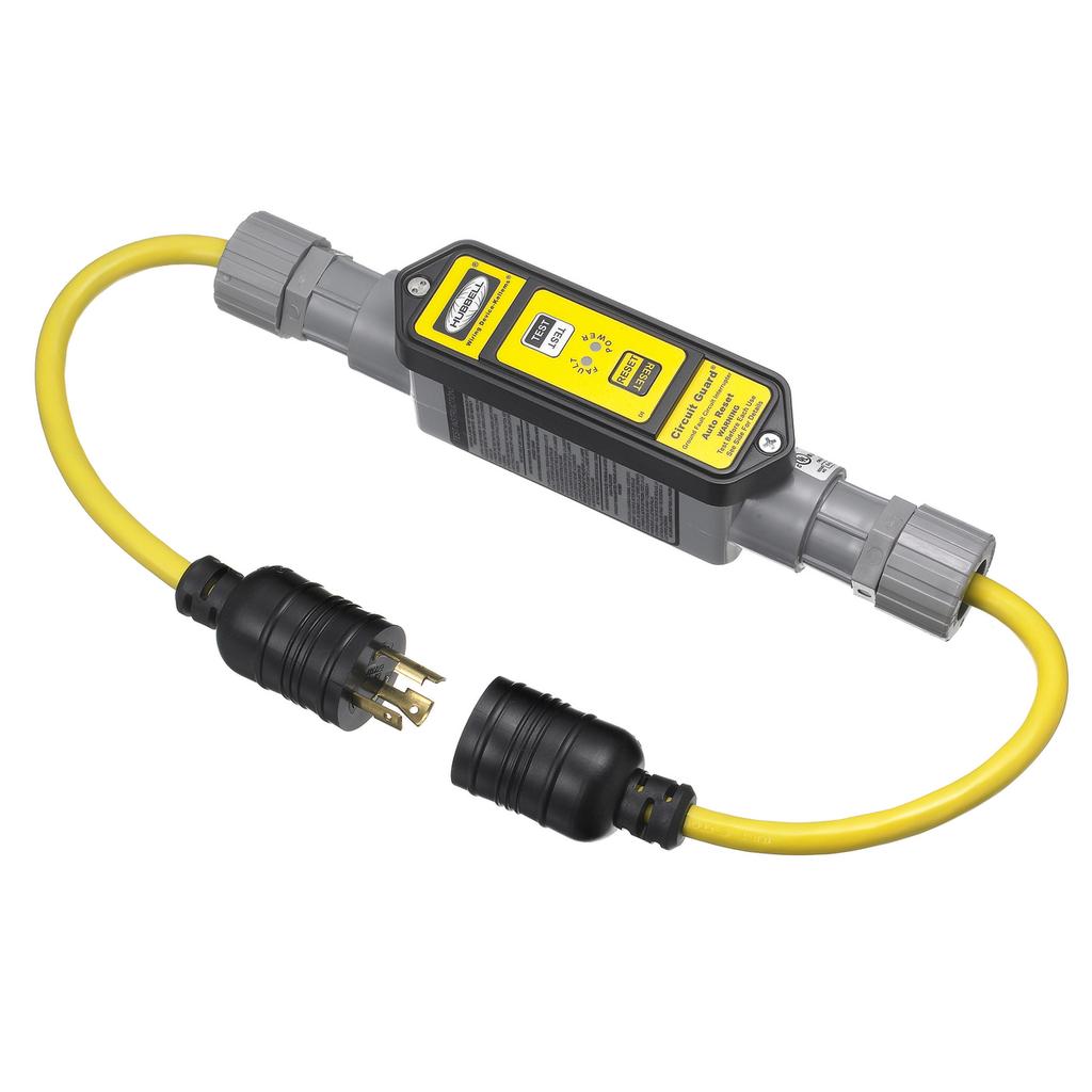 HCI GFPIL20250LKA 20A/250V INLINE L