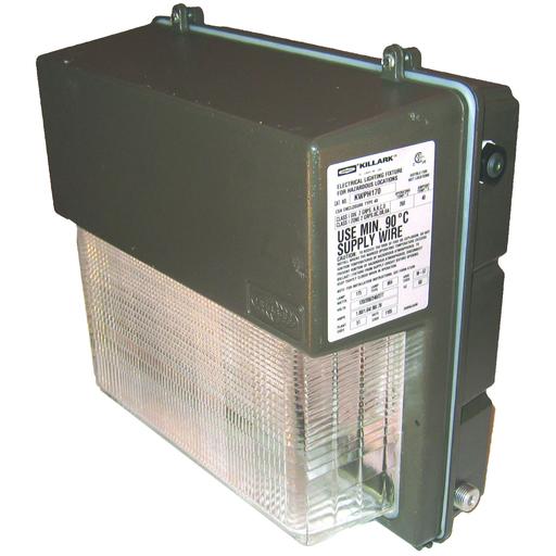 100 Watt 480 Volt Metal Halide Wallpack Fixture