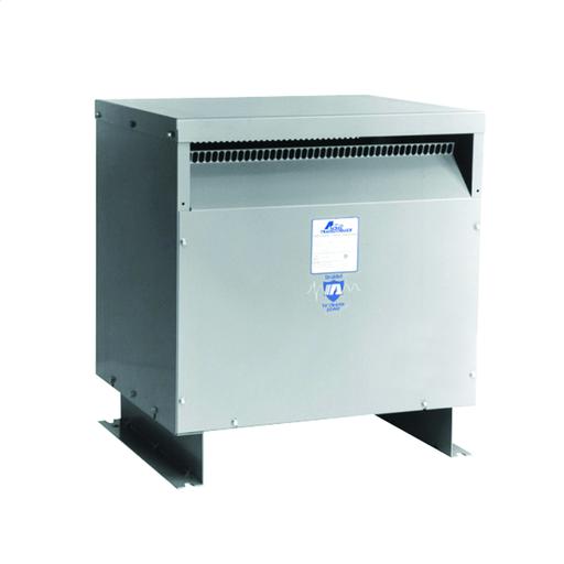 Drive Isolation Transformer - Three Phase, 460Δ - 230Y/133V, 75kVA