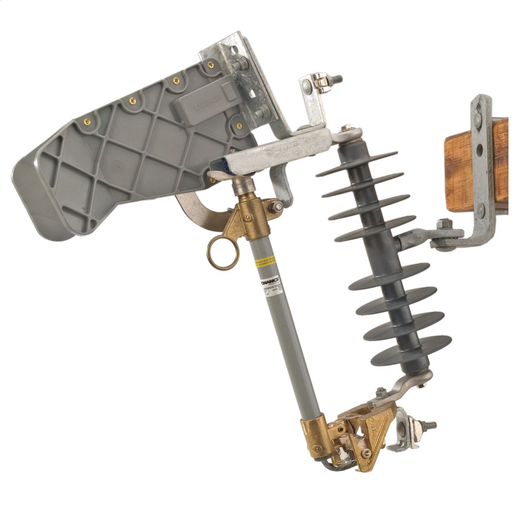 15 kV, 110 kV BIL, Type C Loadbreak Polymer Cutout w/200A 12kAIC fuseholder
