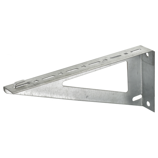 """Wire Basket Tray, Overhead Tray, Accessories, Shelf Support, For 8"""" Tray, Pre-Galvanized"""