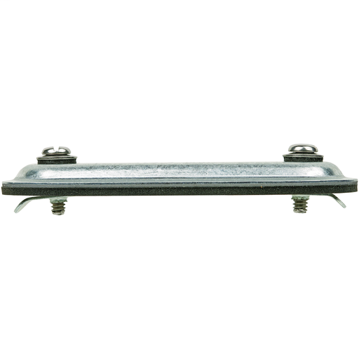DURALOY 7 SERIES - STAMPED STEEL CONDUIT BODY COVER WITH GASKET - HUBSIZE 1 INCH