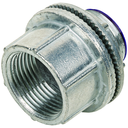 WH SERIES FITTINGS - CONDUIT HUBS - WH WEATHERPROOF CONDUIT HUBS - NPTHUB SIZE 1-1/2 IN