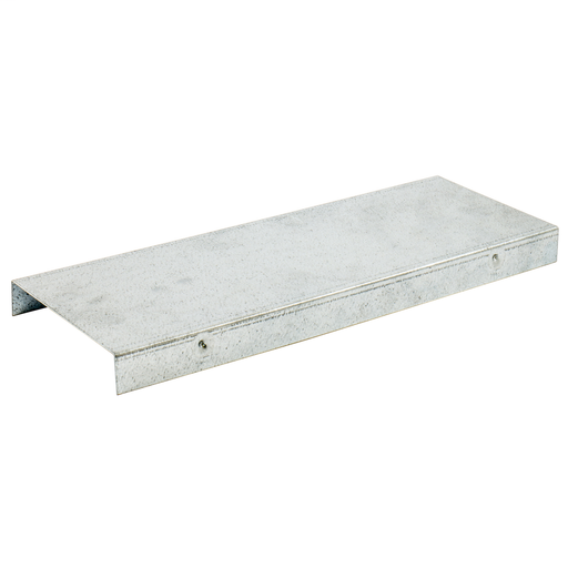 """Wire Basket Tray, Overhead Tray, Accessories, Tray Cover, For 8"""" Tray, Steel, Pre-Galvanized"""