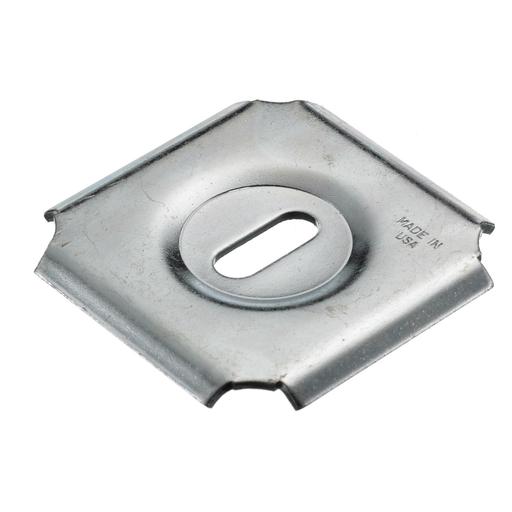 Wire Basket Tray, Under Floor Tray, Accessories, Support Washer, Pre-Galvanized, 50 Pack