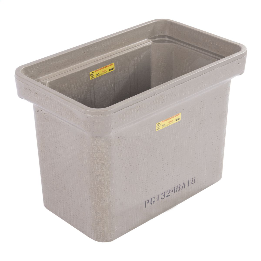 Mayer-Enclosure, Box, Polymer Concrete-1