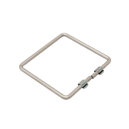 Mayer-Copper Bail for Compression C Connector, Electro Tin Plated.-1