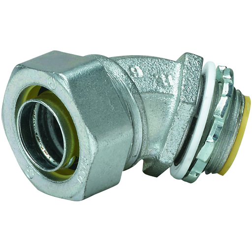"1 1/2"" 90° Liquidtight Connector Insulated"