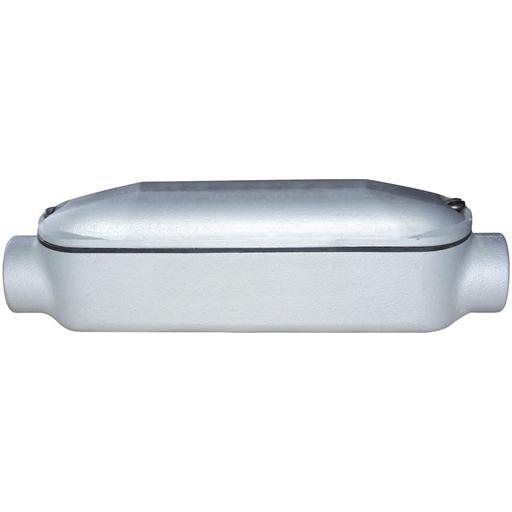 "1"" C Hub, Aluminum Mogul Conduit Body redirect to product page"