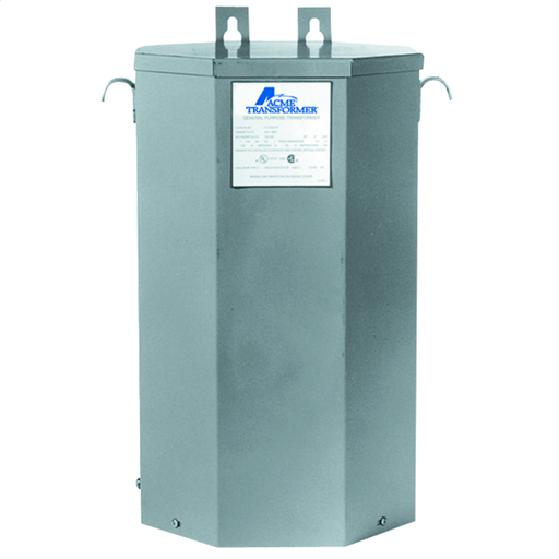Buck-Boost Transformer - Single Phase, 120 X 240 - 12/24V, 10kVA redirect to product page