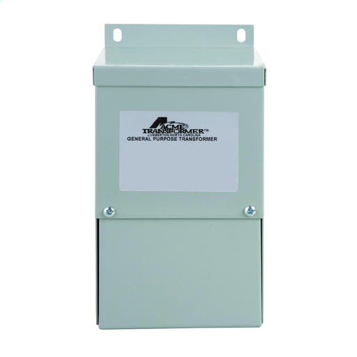 Buck-Boost Transformer - Single Phase, 120 X 240 - 12/24V, 100VA redirect to product page
