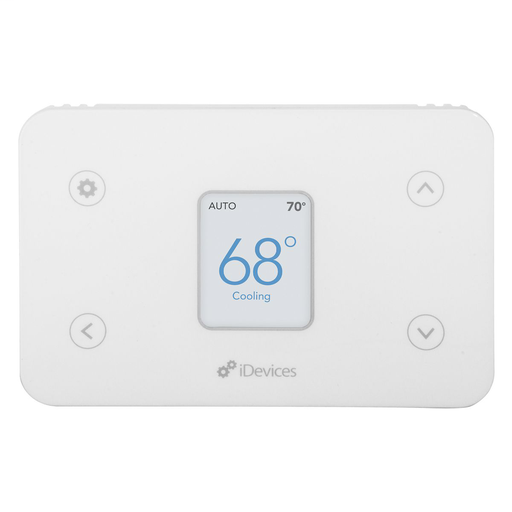 """Mayer-Wi-Fi enabled Thermostat. 24VAC """"C"""" Common wire required.-1"""