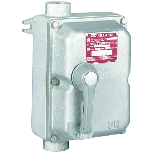 Mayer-XEDS Series, 30 Amp Max, Non-Fused Disconnect Switch W/ 1 Aux Contact-1