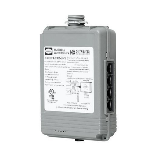 The NX Room Controller is the central component of the NX room control solution.