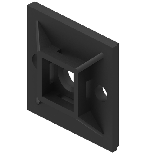 Mayer-CABLE TIE MOUNTING BASE-1