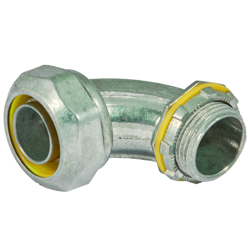 1 in. 90 Degree Liquidtight Connector, Uninsulated redirect to product page