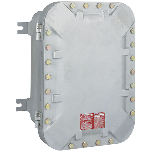 EXB Series, 10 X 10 X 6, Class I, II, III, BCDEFG, Cast Aluminum, Type 4, Bolted Enclosure redirect to product page