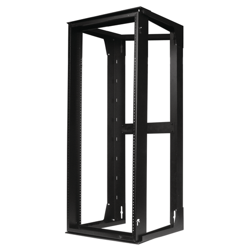 """Mayer-Rack, Cable Management Component, NEXTFRAME Wall Mount Swing Frame, 48"""" H, Black-1"""