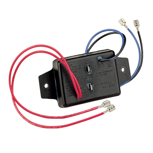 Temporary Power Products, Spider II Portable Power, Replacement Parts, Supervisory Kit, 60A