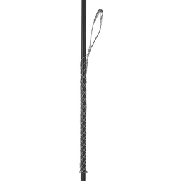 """Support Grips, Offset Eye, Single Weave, Closed Mesh, Tin-Coated Bronze, 0.63-0.74"""""""