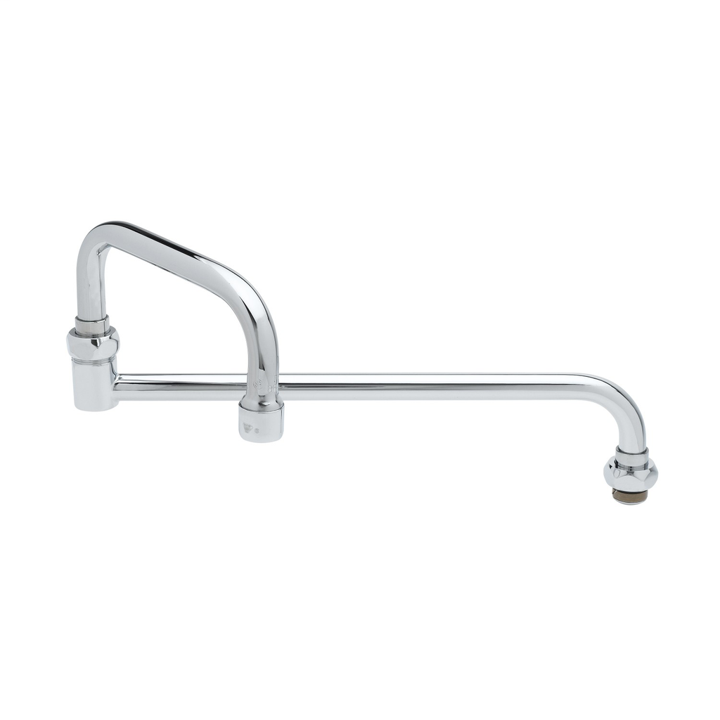 """Double Joint Swing Nozzle, 12"""" Back Section, 6"""" Front Section, 18"""" Overall Length"""