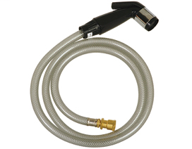 242-10 Kit with universal coupling connection Kitchen Hose