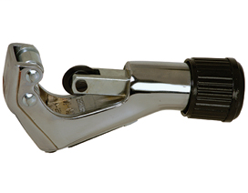 304-25 Internal adjustment cutter with deburring tool Copper Tube Cutter