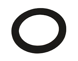 """290-20322 2"""" O.D. × 1 1/2"""" I.D. gasket for lavatory drain, kitchen spray hose guide No-Putty Gasket™"""