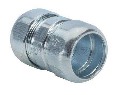 "Mayer-1-1/4"" Compression Type Steel Rigid Couplings-1"