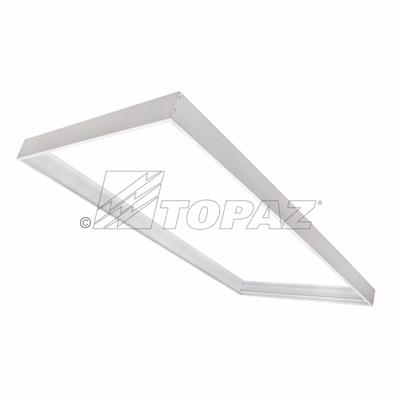 Mayer-LED 2'x4' Flat Panel Surface Mount Frame-1