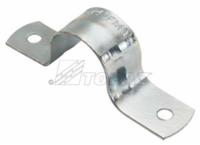 """1/2"""" Two Hole Snap On Type Strap"""