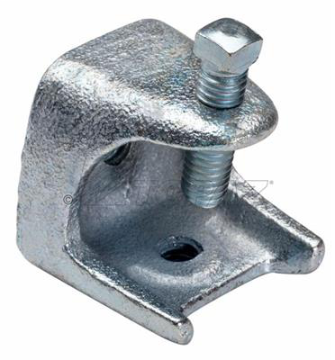"Mayer-3/8"" - 16 Malleable Iron Beam Clamps-1"