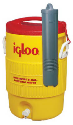 TRU 11863 5GAL COMM WTR COOLER IGLOO CORPORATION