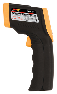 TRU W89721 INFRARED THERMOMETER WILMAR CORPORATION