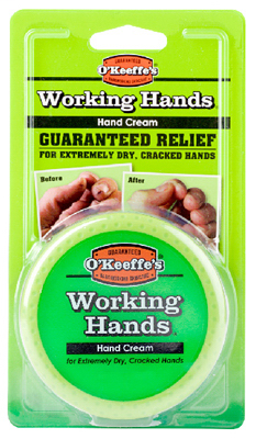 GOR K0350013 O'KEEFE'S WORKING HANDS HAND CREAM